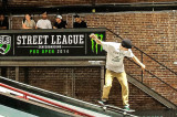 Street League Skateboarding Monster Energy Pro Open 2014