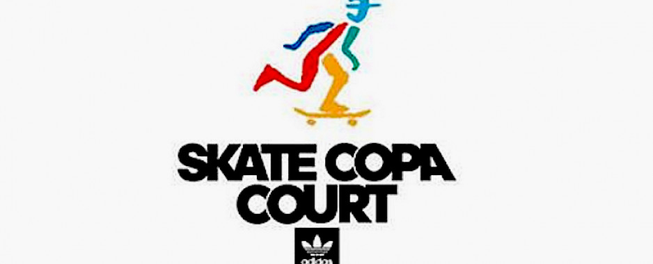 ADIDAS- Global Skate Copa Court Tour